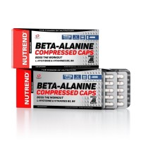 Beta-Alanine Compressed Caps (90капс)