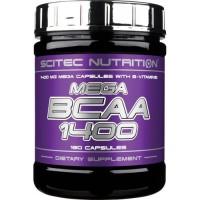 Mega BCAA 1400 (180капс)