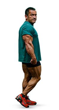 Спортивное питание для наращивания мышечной массы мужчинам после 40 лет